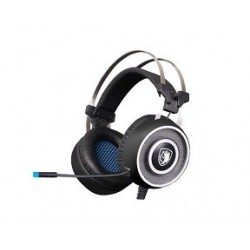 SADES A9 Gaming headset,USB Over Ear Gaming Headphones with Microphone
