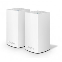 Linksys Velop Dual Band AC2400 Intelligent Mesh WiFi Router Replacement System