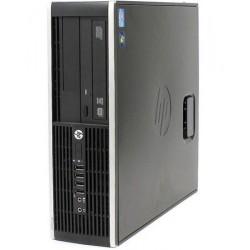 HP 6200 SFF Desktop PC with Intel Core i5-2400 Processor