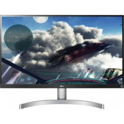 "LG 27UL600-W 27"" IPS LED 4K UHD FreeSync Monitor with HDR"