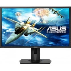 "ASUS - 24"" LED FHD FreeSync Monitor - Black"