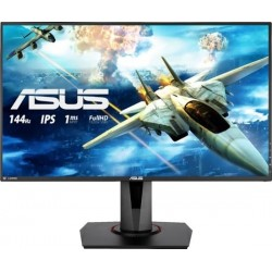 "ASUS VG279Q 27"" IPS LED FHD FreeSync Monitor - Black"
