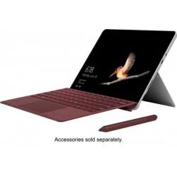 "Microsoft Surface Go 10"" Touch-Screen Intel Pentium Gold - 4GB Memory - 64GB Storage - Silver"
