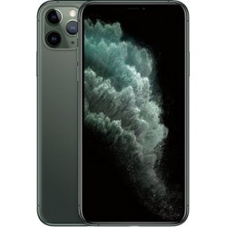 Apple iPhone 11 Pro with 64GB Memory Cell Phone (Unlocked) - Midnight Green