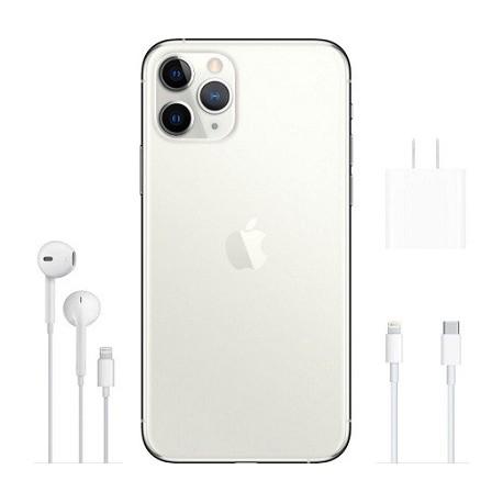 Apple iPhone 11 Pro 512GB - Silver (Unlocked)