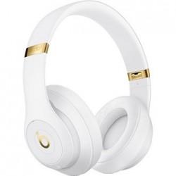 Beats by Dr. Dre Studio3 Wireless Bluetooth Headphones (White / Core)