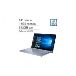 ASUS ZenBook 14 UX431FN-IH74 Ultra-thin and Light 14-inch FHD Laptop