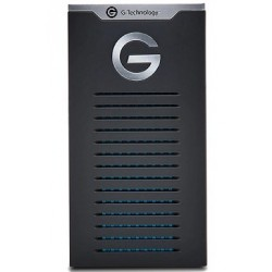 G-Technology 2TB G-DRIVE USB 3.1 Gen 2 Type-C mobile SSD