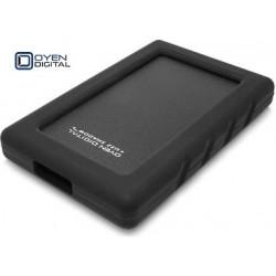 Oyen Digital 4TB U32 Shadow Dura USB 3.1 Gen 2 Type-C Rugged External SSD (Black)