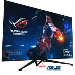 "ASUS Republic of Gamers Swift PG65UQ 64.5"" 16:9 4K HDR 144 Hz G-SYNC Big Format Gaming Display"