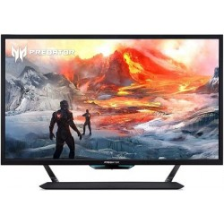"Acer Predator CG437K Pbmiiippuzx 43"" 4K UHD NVIDIA G-SYNC Compatible Gaming Monitor with VESA Certified Display HDR 1000"