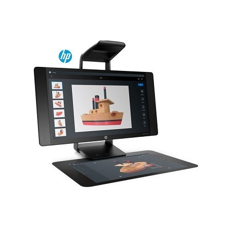 """HP 23.8"""" Sprout Pro G2 Multi-Touch All-in-One Desktop Computer"""