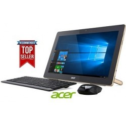 """Acer 17.3"""" Aspire AZ3 Multi Touch Portable All in One Desktop Computer"""