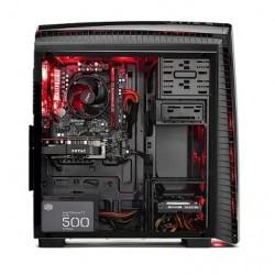 SkyTech Shadow II Gaming Computer Desktop PC AMD Ryzen 5 1400,GTX 1060 3GB, 1TB HDD,16 GB DDR4, Windows 10 Home