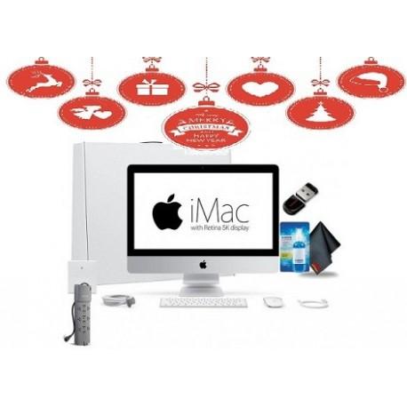Apple iMac 27 Inch,3.4 GHz Intel Core i5,8GB RAM,1TB Fusion Drive,Silver