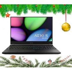 AERO 15 OLED SA-7US5130SH UHD AMOLED i7-9750H NVIDIA GeForce GTX 1660 Ti