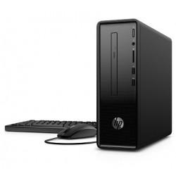 HP 290-A0011 Black Desktop, Windows 10, AMD A6-9225 Processor
