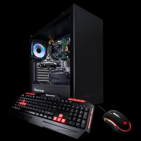 iBUYPOWER WA563GT3 - Gaming Desktop PC - Ryzen 3 3200G- 8GB DDR4 2666Memory