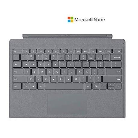 Microsoft Surface Pro Signature Type Cover - Platinum