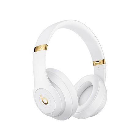 Beats By Dr Dre Studio3 Wireless Bluetooth Headphones White Core