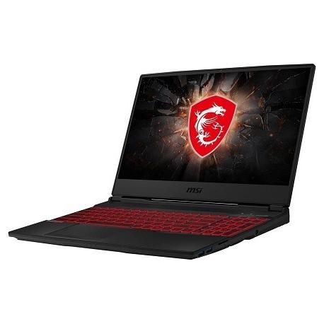 "MSI GL Series GL65 9SC-003 15.6"" Intel Core i7 9th Gen 9750H"